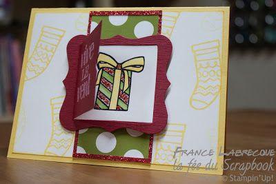 Bigz Cadres Cache-Cache ... cadeau du jeu Color Me Christmas !! La Fée du Scrapbook www ...