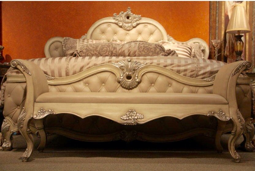 The Paris Collection Ornate Bedroom Furniturefromhome