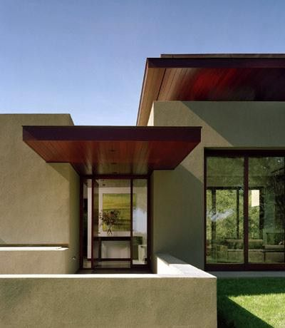 Awnings Modern Exterior Architecture House Exterior