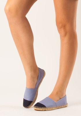 d0def415418 Tory Burch - Color Block Flat Espadrilles Light Mosaic Fabric - Jildor Shoes