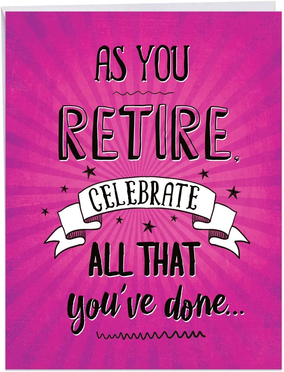 Farewell Card On Retirement Farewell Cards Retirement Cards Funny Retirement Cards