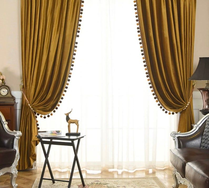 Pin On Curtains Living Room #wide #curtains #for #living #room