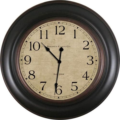 I Love These Big 30 Inch Wall Clocks Http Www Lowes Com Pd 173701 94702 61451 0 Productid 32800 Oversized Wall Clock Large Wall Clock Wall Clock Modern
