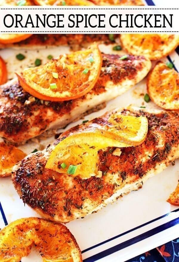 Orange Chicken Dishes To Delight Your Taste Buds #chineseorangechicken