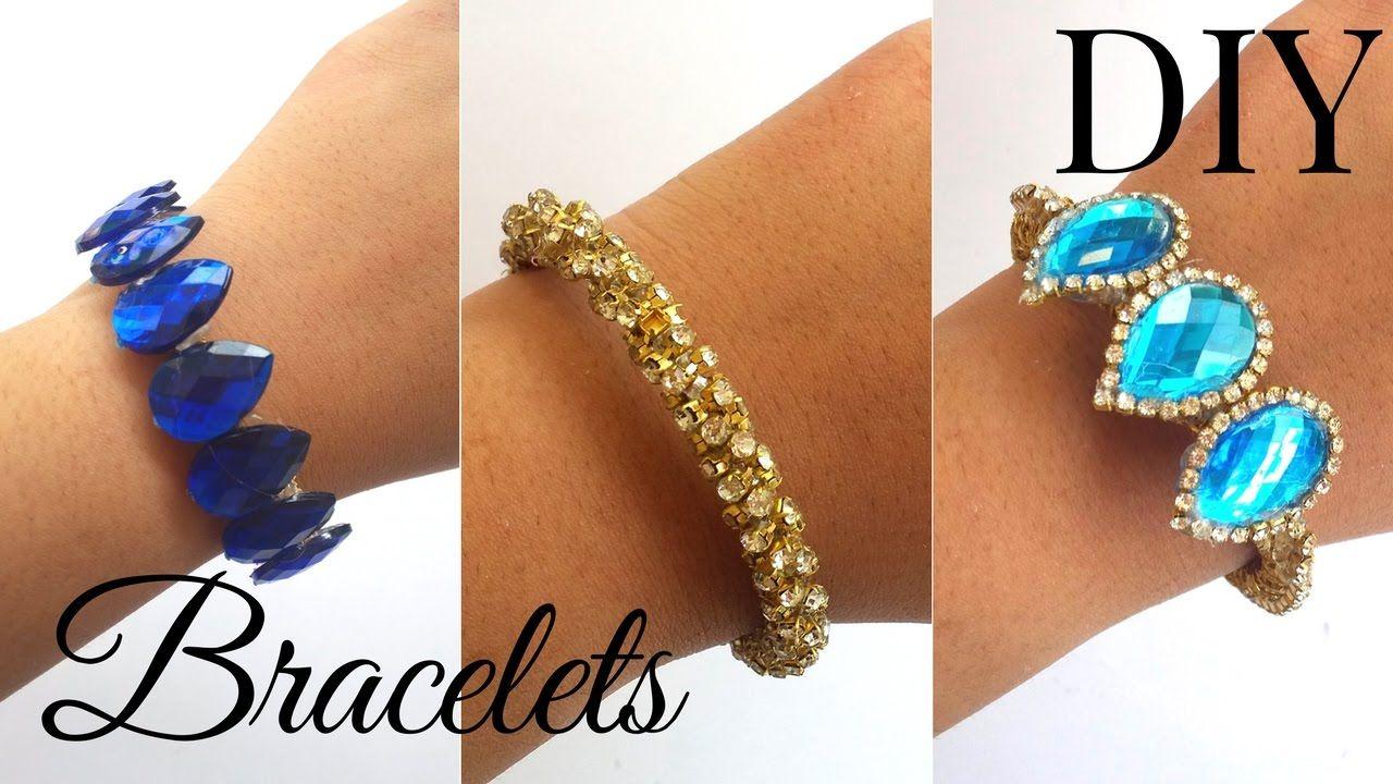 3 Diy Bracelet For Girls Easy Bracelets For Kids Beginners Party W Diy Bracelets Patterns Easy Diy Jewelry Diy Bracelets