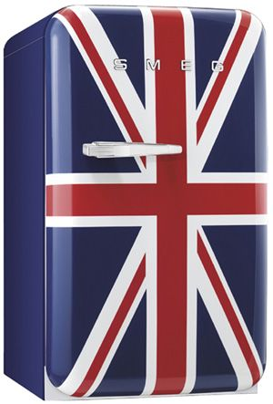 Union Jack fridges