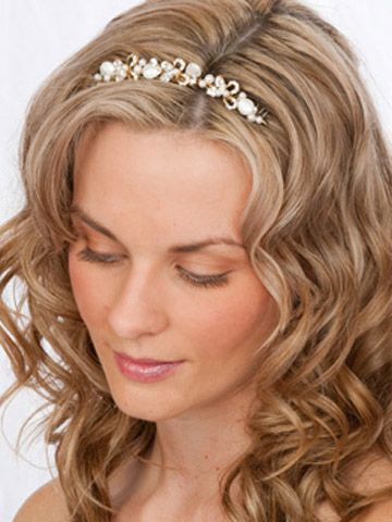 Medium Length Wavy Hairstyles | Length Curly Hairstyles for Weddings | Mid Length Hair Styles ...