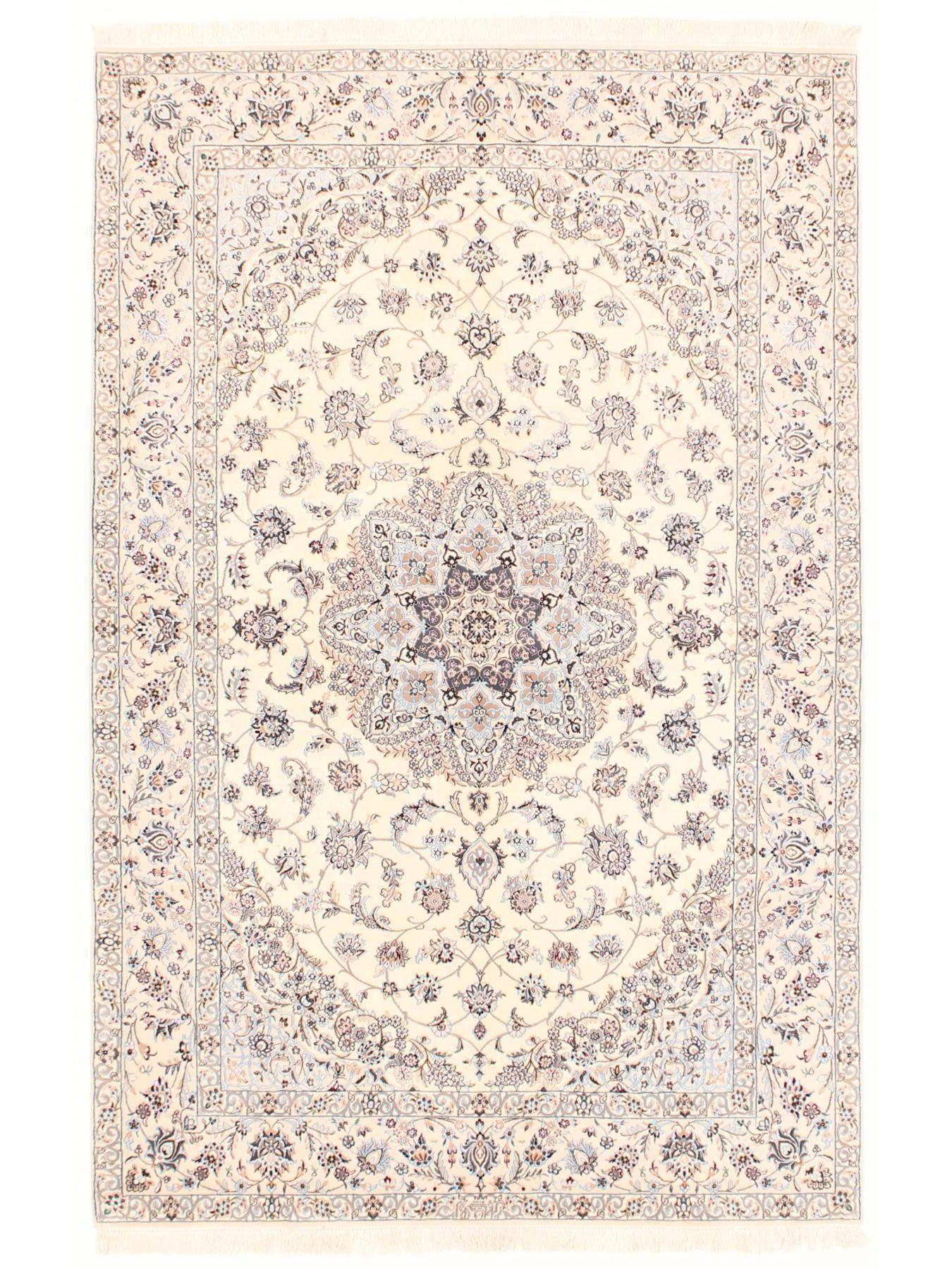 Tapis prestigieux - Nain 6la  Dimensions:233x152cm