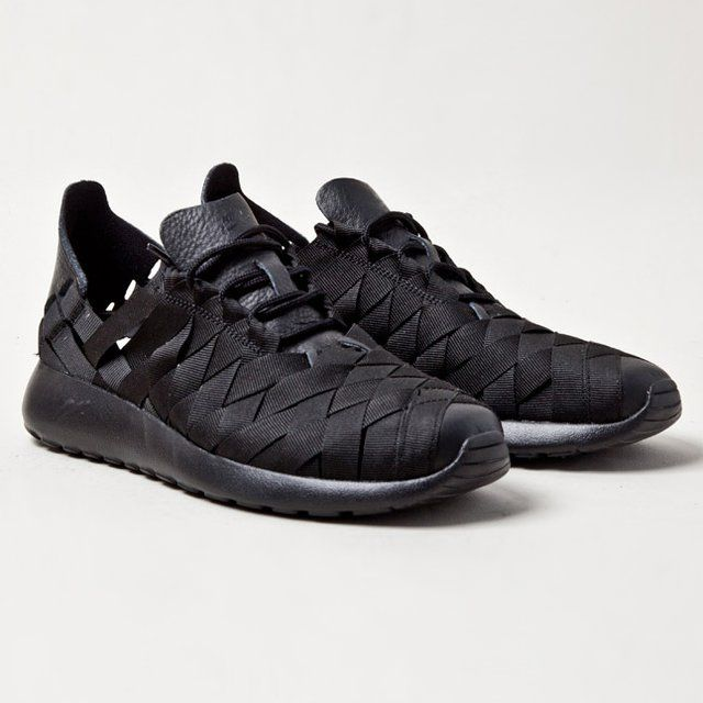 3a4b4afc81b9 Nike Roshe Run Woven  Coolest looking running shoes ever!  shoes  sneakers   run