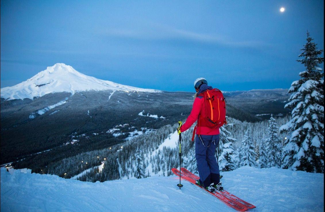 Ski for dream....