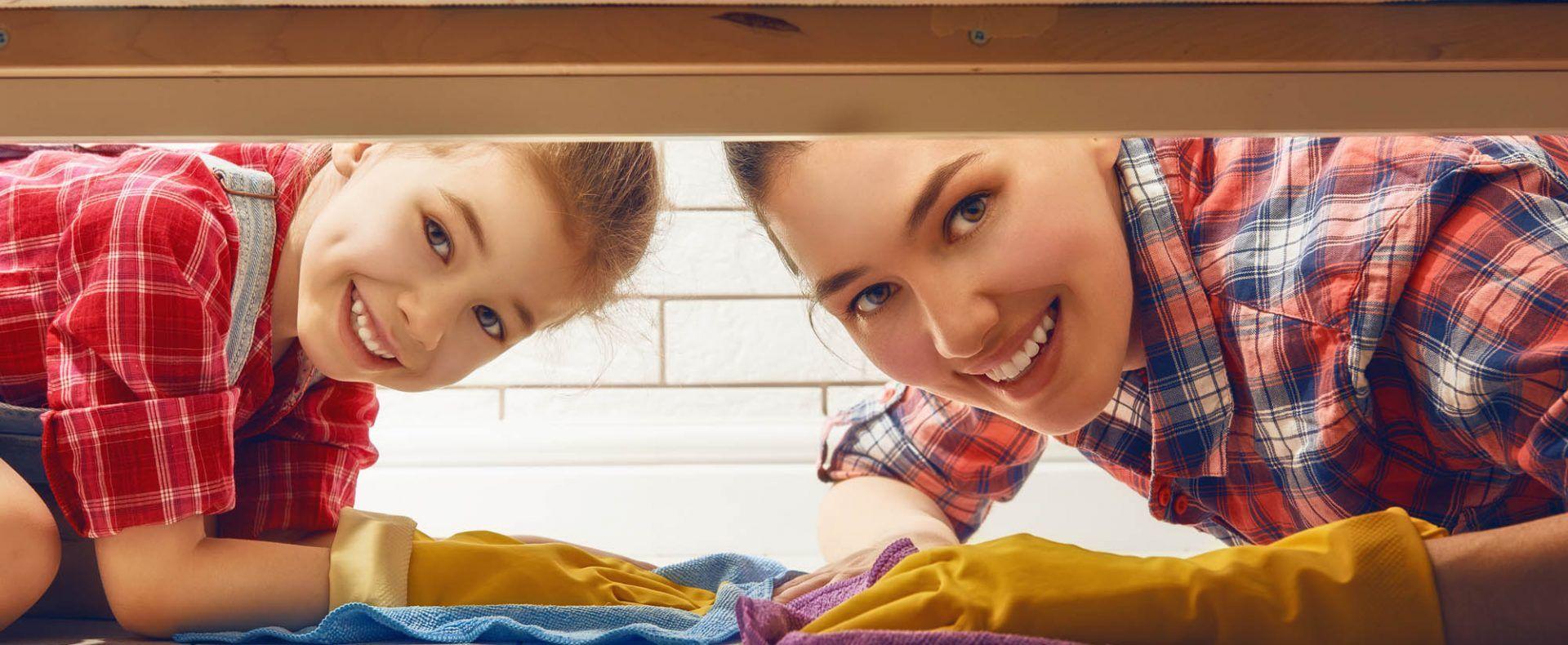 6 Increíbles hábitos para tener tu hogar limpio