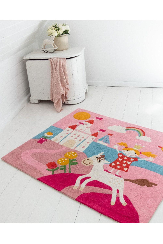 DMDMJY DIY Kissen Teppich Mat Kn/üpfteppich Kits Handfertigkeit Stickerei Pillowcase H/äkeln N/ähen handgemachte Baby-Kind-Eltern-Geschenk