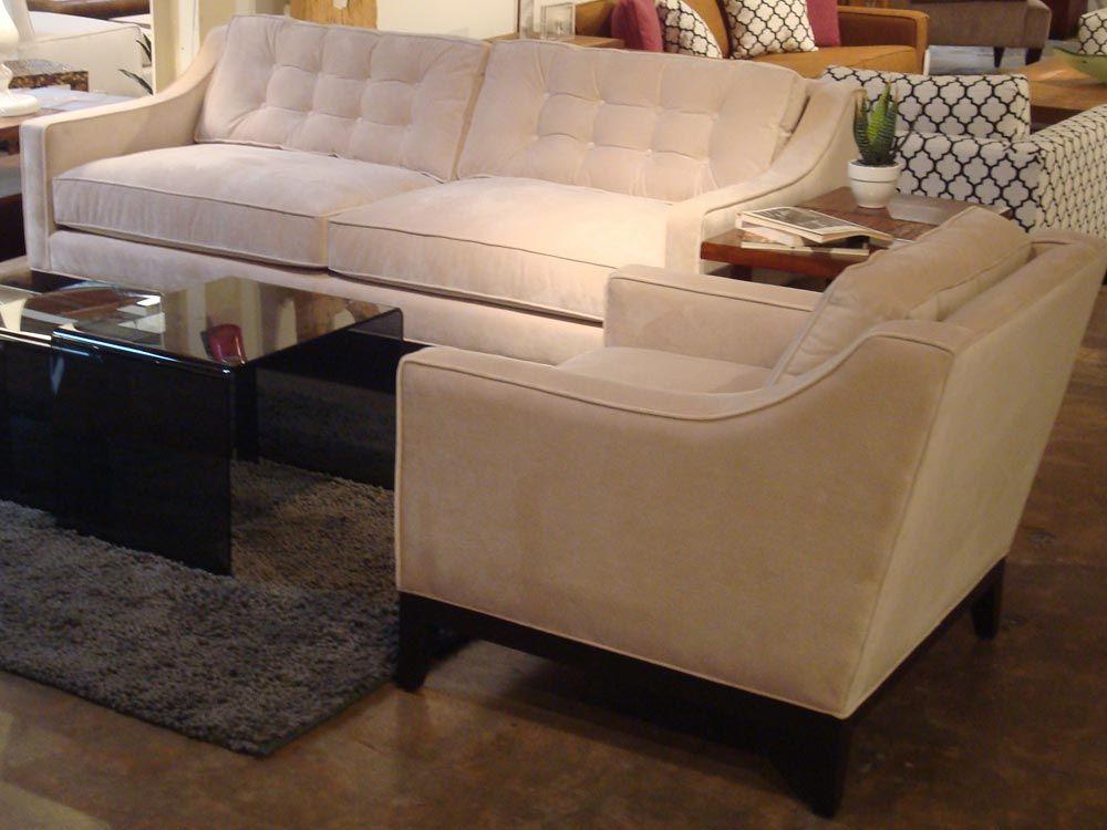 Charlton Fabric Sofa And Chair Set   Iconix Collection