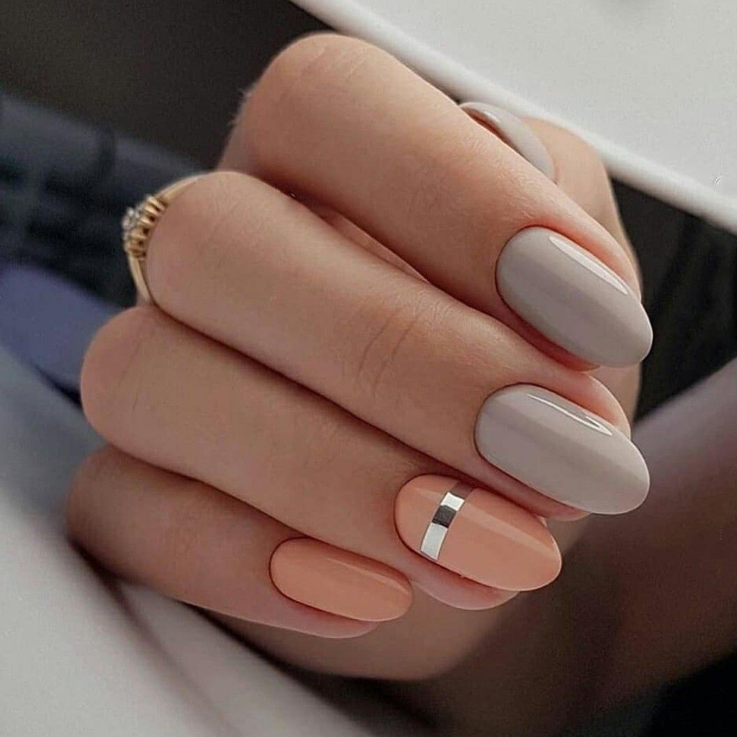 Manicure Pastelowy
