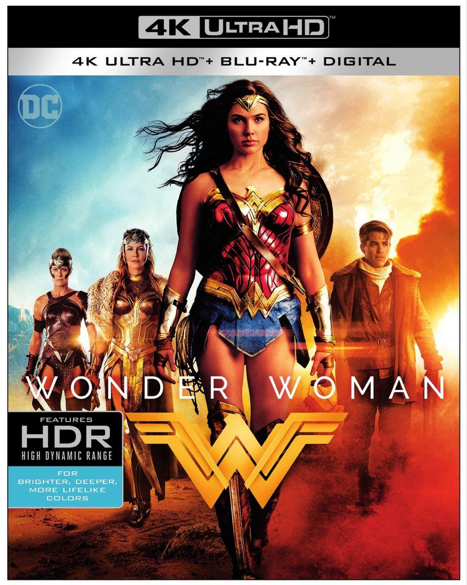 Wonder Woman 4k Mujer Maravilla Mujer Maravilla Pelicula Batman Peliculas