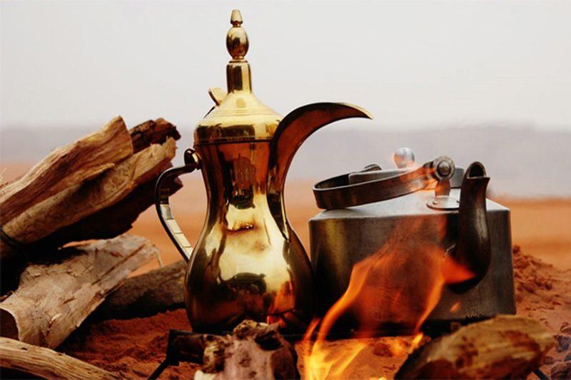 Arabic Coffee Server Arabic Coffee Coffee Server Desert Aesthetic