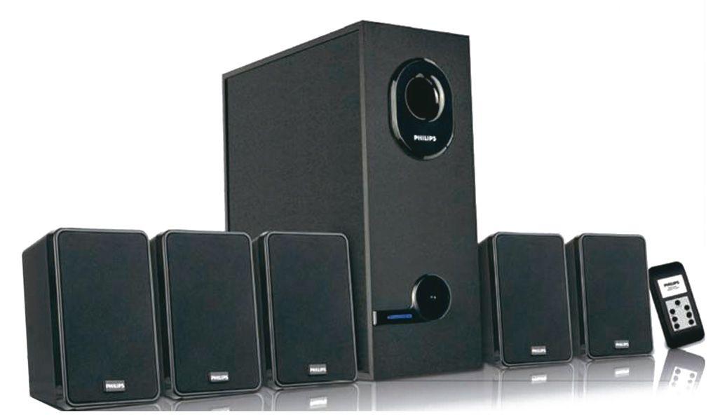 674d7ca7f12 Philips DSP 2600 5.1 Multimedia Speakers   Rs. 2200