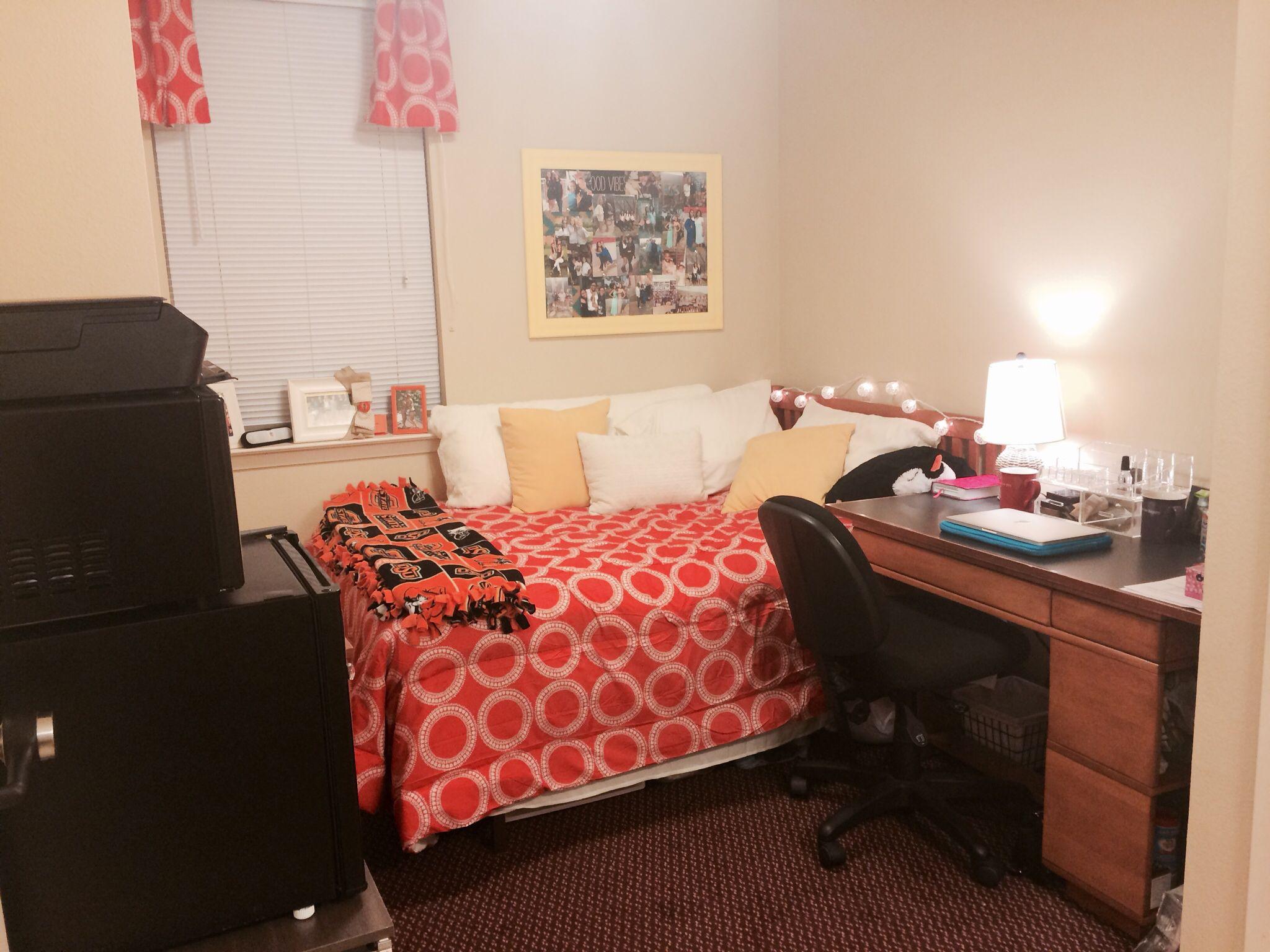 Dorm Room Setup Ideas Oklahoma State University