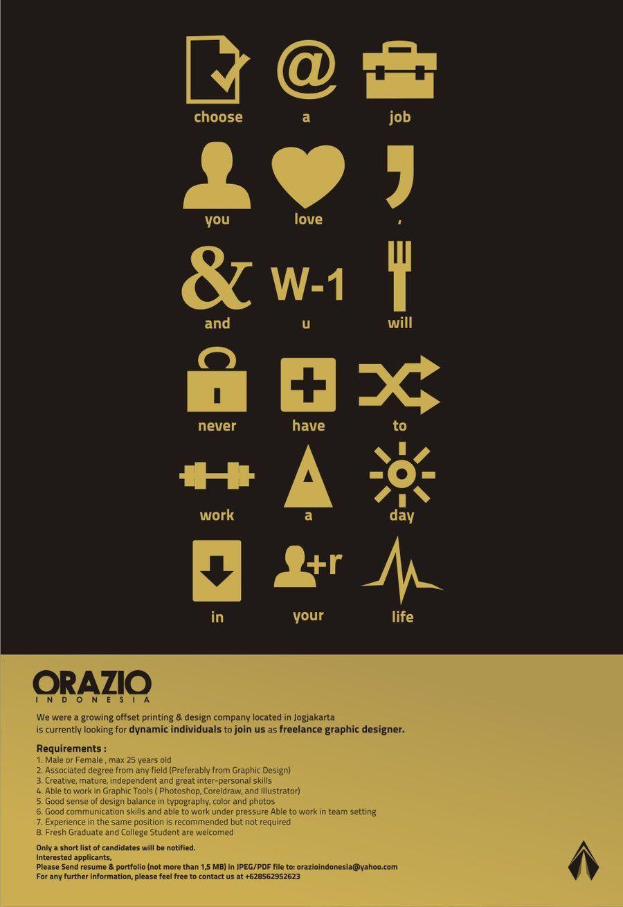 Poster design company - Recruitment Poster Design Google Search