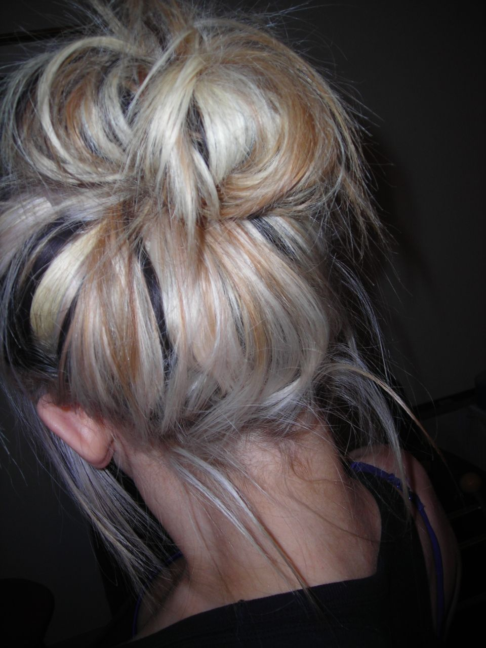 My Ultimate Tip For The Easiest Perfect Messy Bun