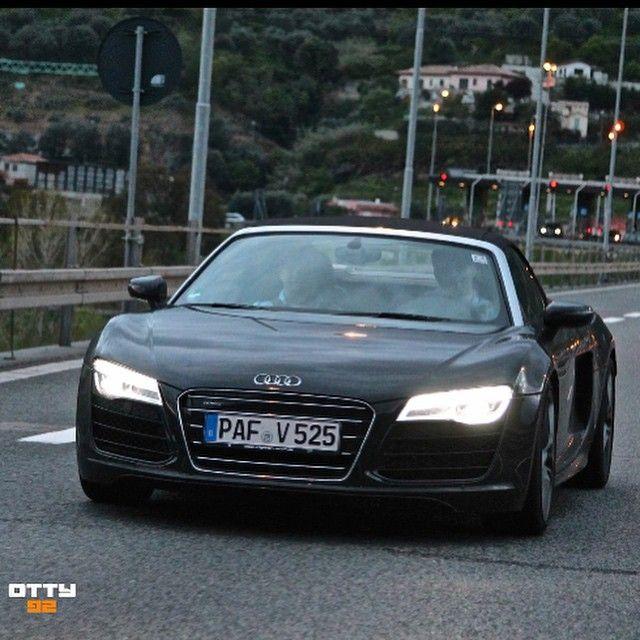 #audi #r8 In Monaco!#supercars #followme #lifestyle