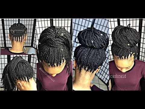 You Cant Its Crochet Twist Youtube Protective Styles