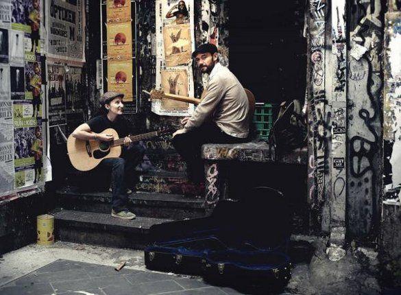Music and Street Art