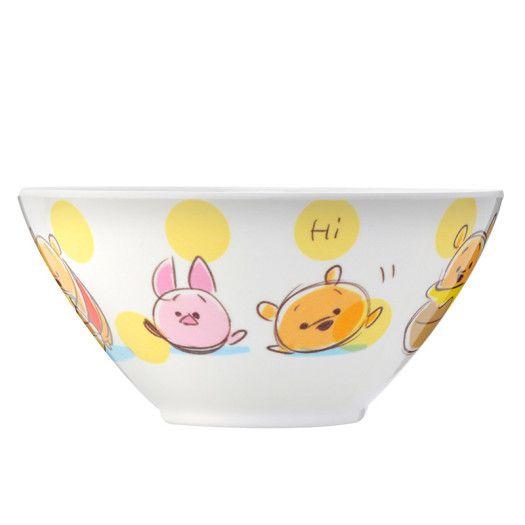 New Tsum Tsum Dinnerware Released In Japan Tsum Tsum Disney