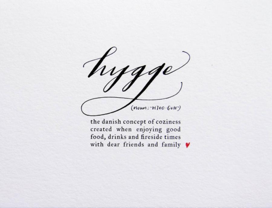 I live, I love, I craft, I am me...: Practising Hygge ...