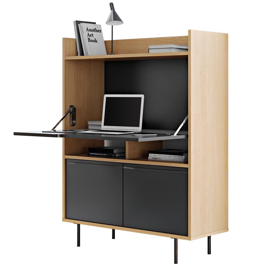 Secretaire Lomborg Acheter Home24 En 2020 Mobilier De Salon Meuble Ordinateur Chambre Design