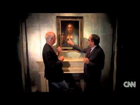 Legendary Artist Leonardo Da Vinci's LOST Painting of JESUS has been FOUND! [Video] : PatriotUpdate.com #patriotupdate @patriotupdate