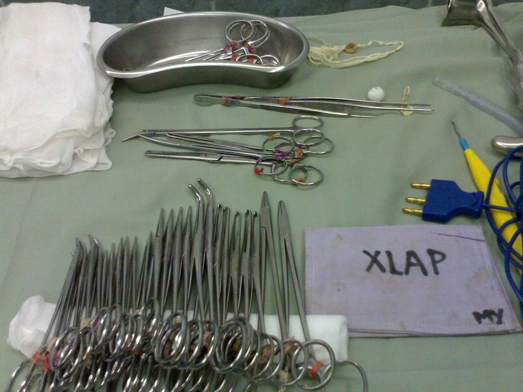 One Nurse's View of the Operating Room Operating room