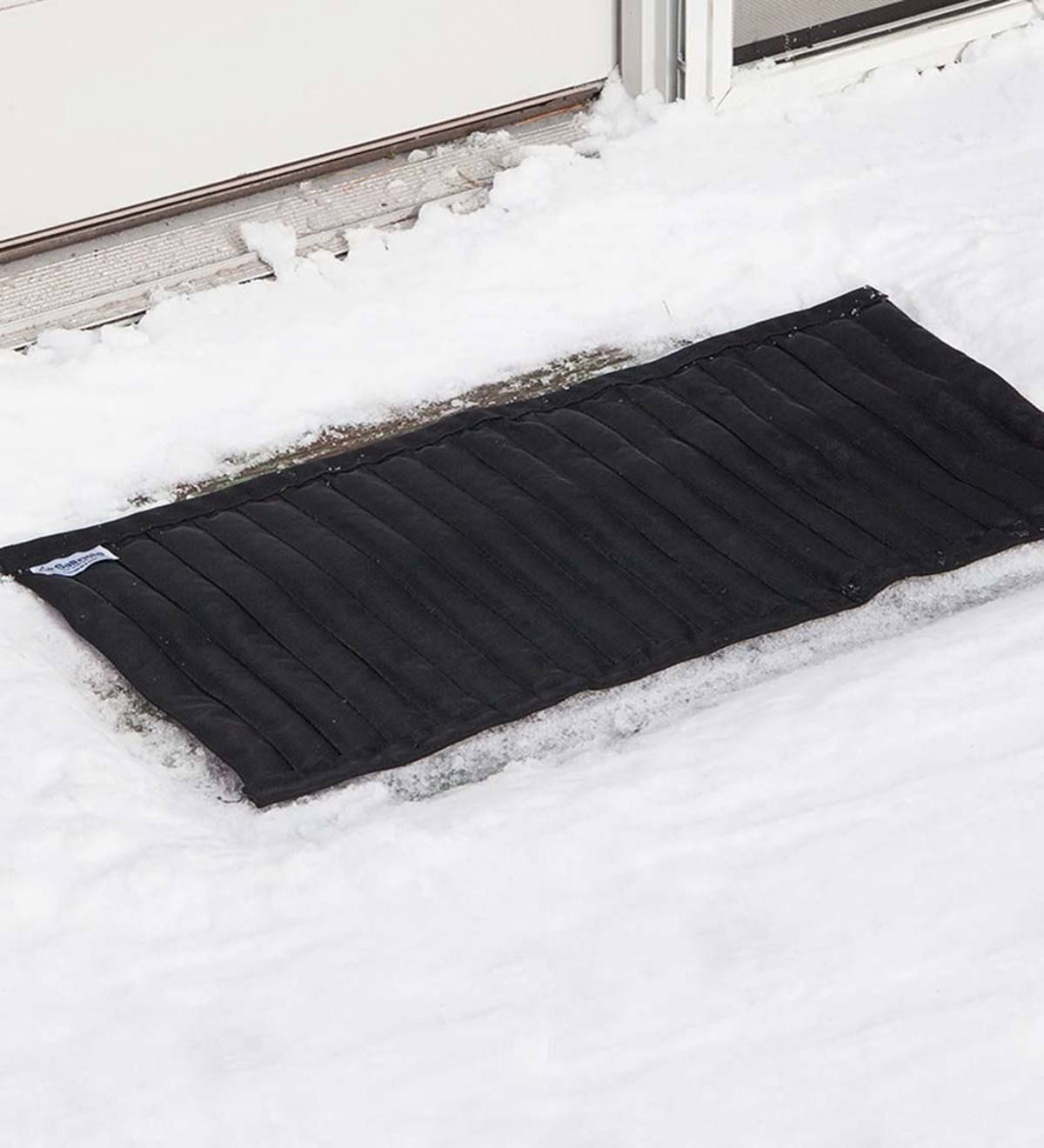 Best Reusable Saltnets Snow And Ice Melting Mat Keep Steps 640 x 480