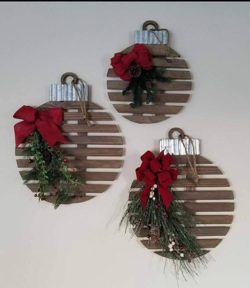 60+ der besten DIY-Weihnachtsdekorationen #diychristmasornaments