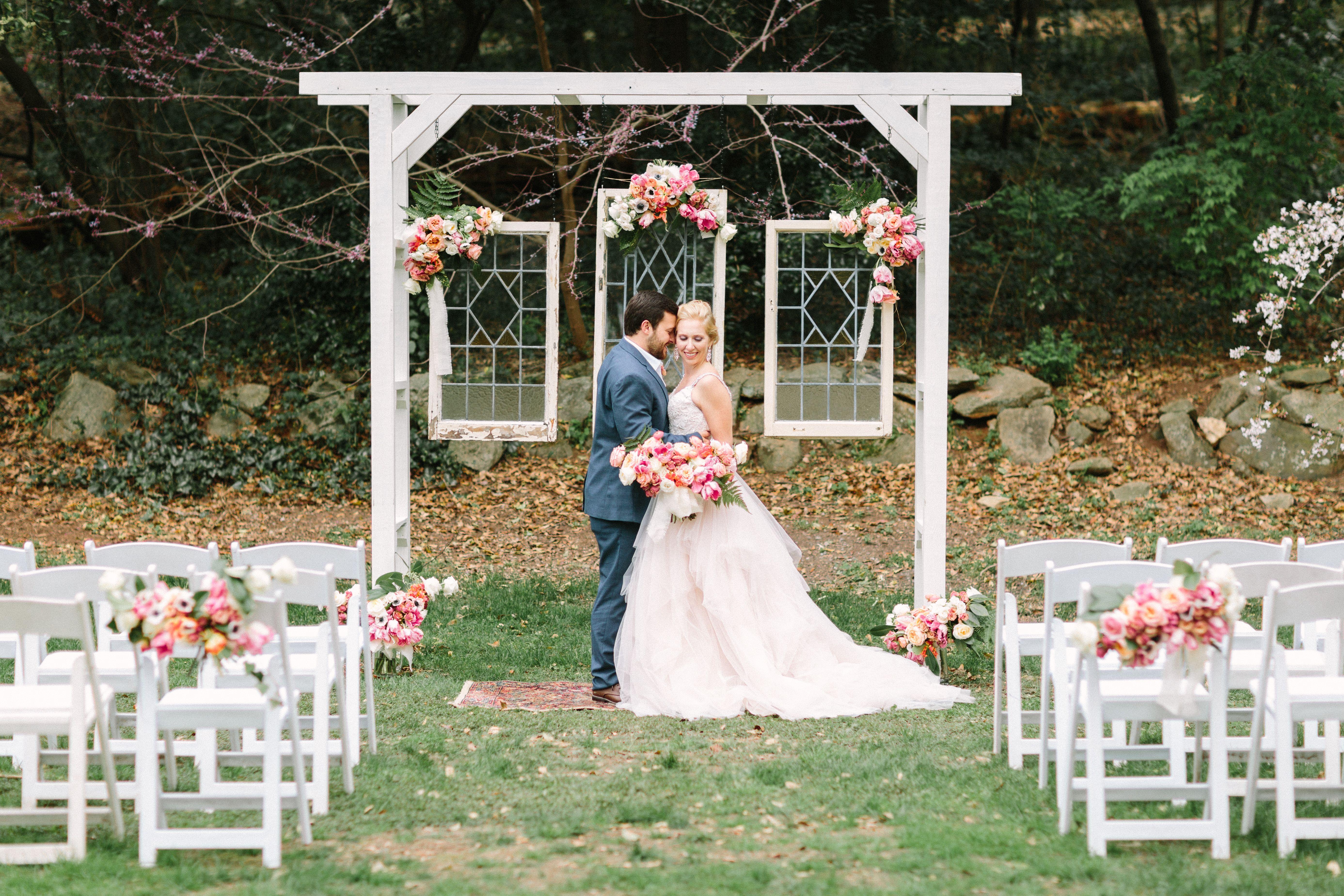 Wedding Ceremony Arbor Vintage Wedding Ceremony Decorations Wedding Alters Wedding Ceremony Arch