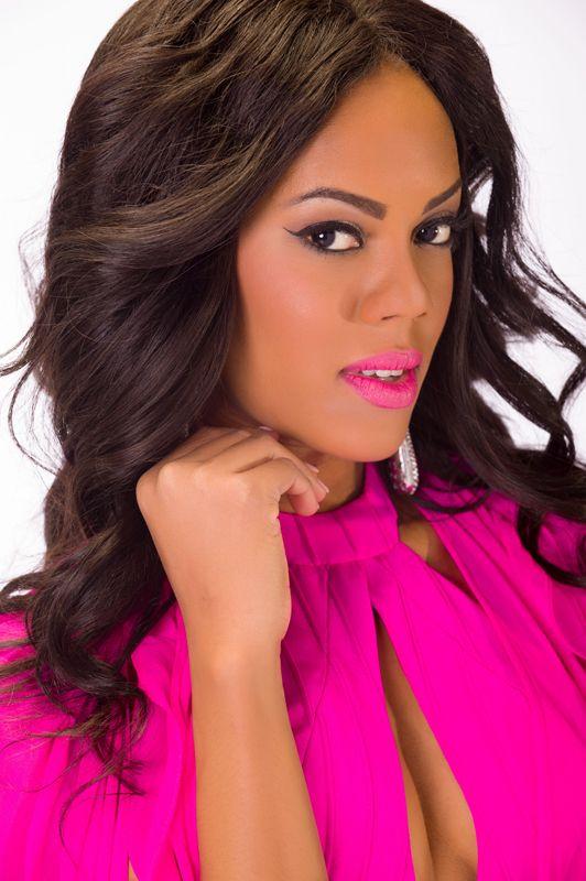 Miss Bahamas Lexi Wilson