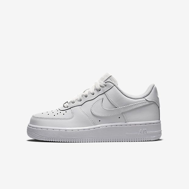Air Force 1 Big Kids' Shoe | Nike shoes air force, Nike air