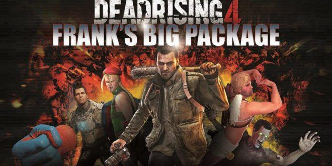 Dead Rising 4 Frank's Big Package Now Available for