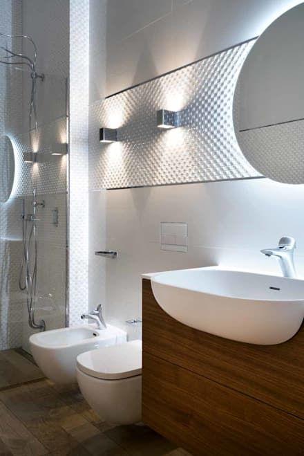 Moderne Badezimmer Von Studio Marco Piva