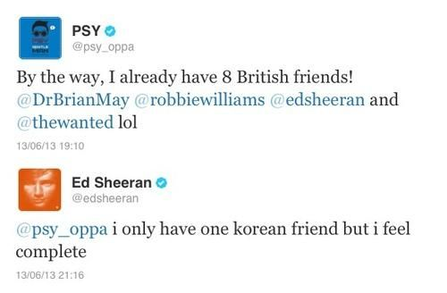 Awesome up until he said the wanted :/