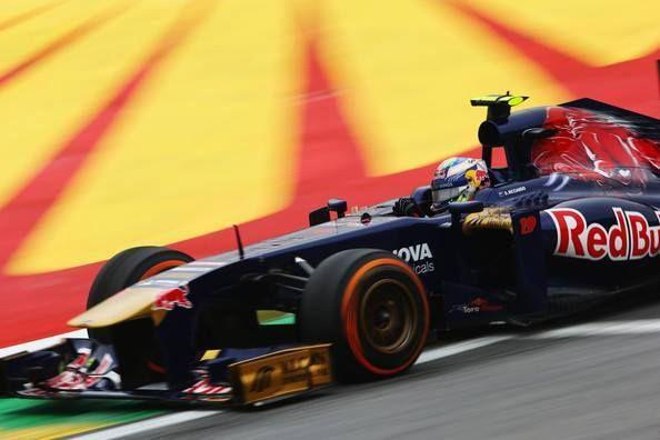 Daniel Ricciardo - BRAZIL GP 2013 #ToroRosso