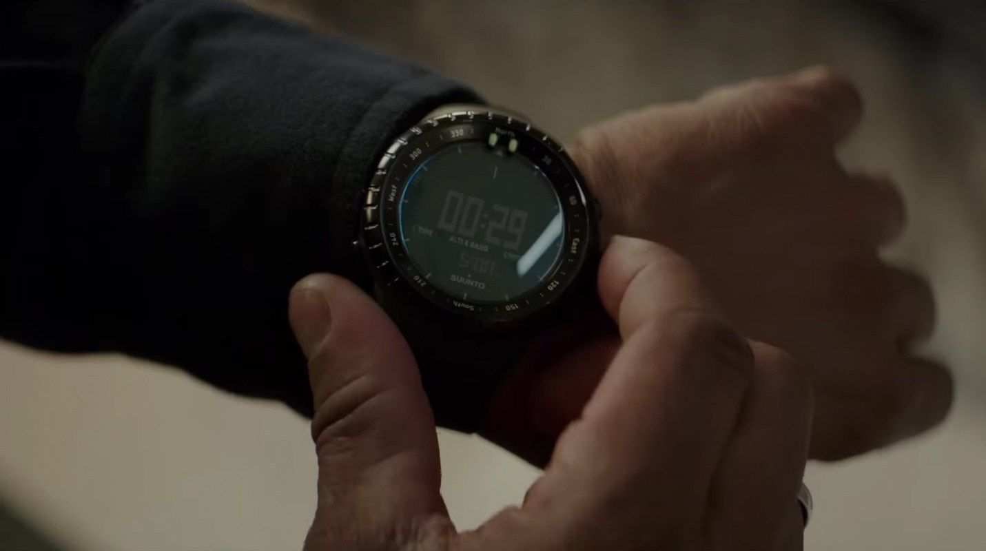 The Digital Black Watch That Denzel Washington Robert Mccall Is Wearing In The Movie The Equalizer 2 2018 Denzel Washington Bible Prophecy Testimony