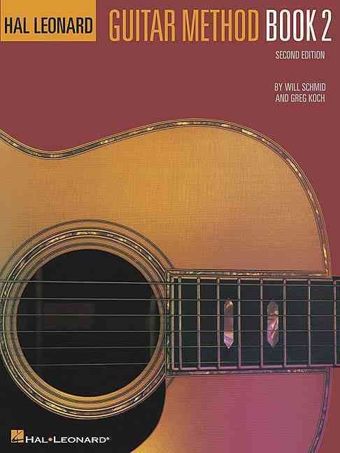 Hal Leonard Guitar Method: Book 2