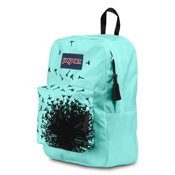 JanSport High Stakes Backpack, Light Blue