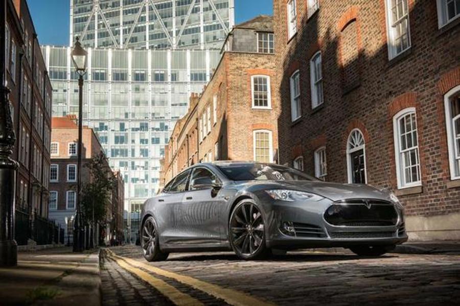 Tesla Model S Electric car design, Tesla model s, Tesla
