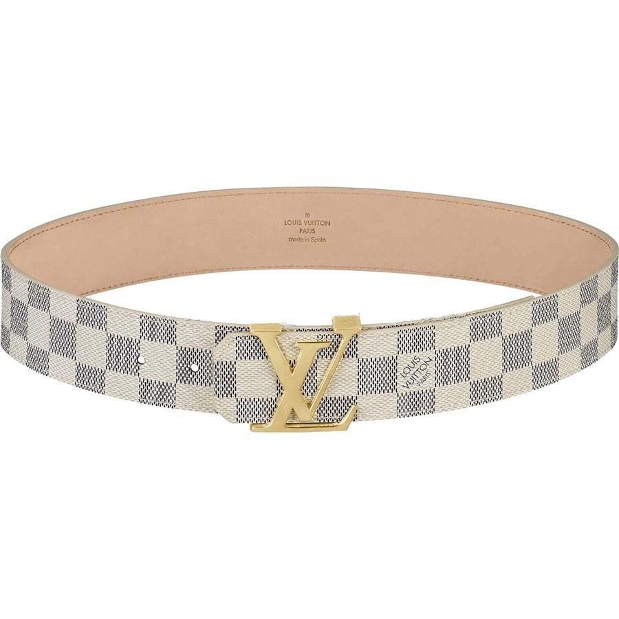 Louis Vuitton Belt Lv Initiales Damier Belt M9609w Bmy Sale Louis Vuitton Belt Louis Vuitton Mens Belt Louis Vuitton Handbags Outlet