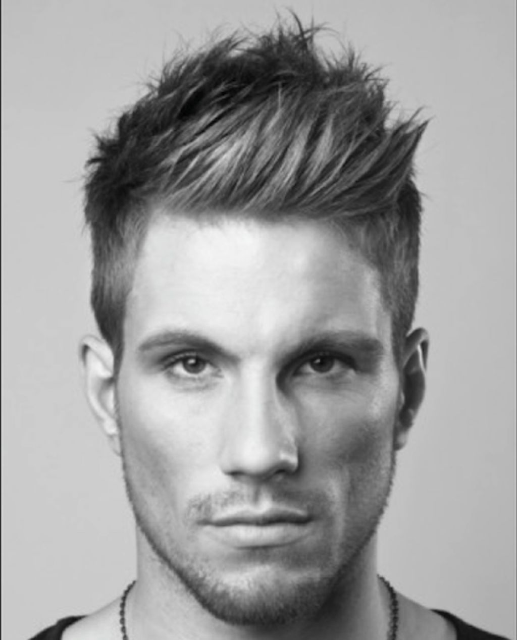 10 hairstyles will suit men with oval faces | e-bop | hair styles