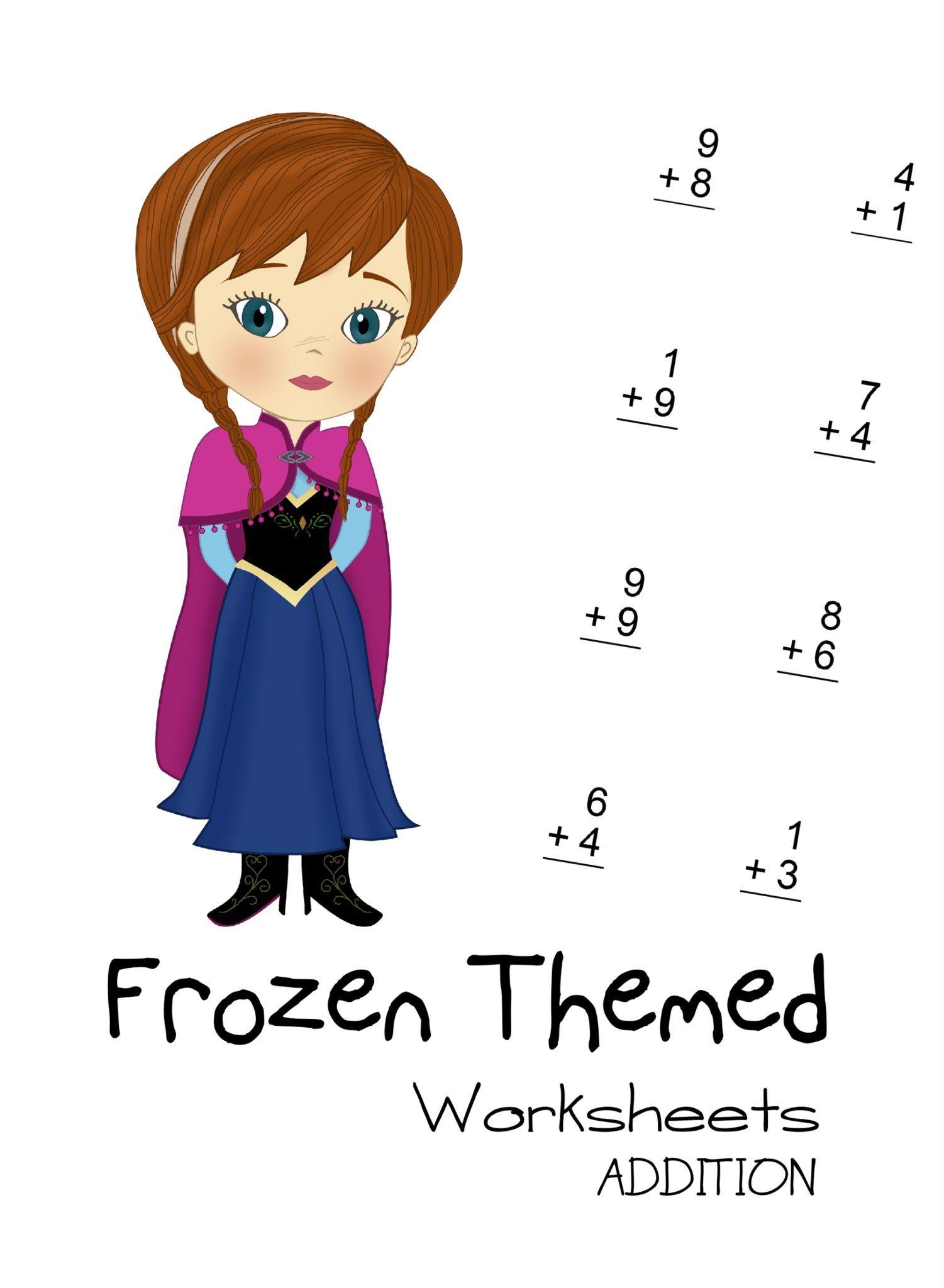 Frozen Worksheet High Quality