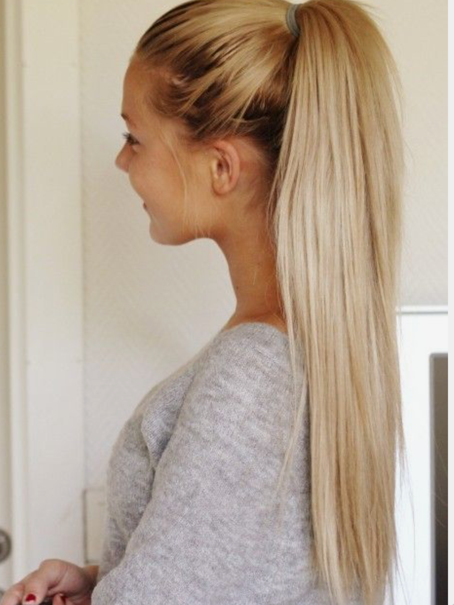 Top Models Guide in 2020 | Long ponytail hairstyles, High