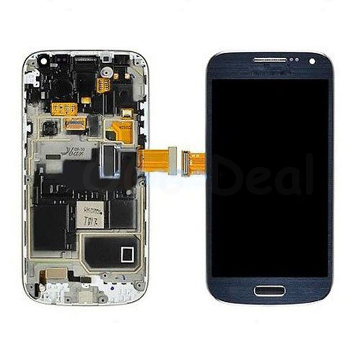 LCD Screen and Digitizer Assembly Replacement for Samsung Galaxy S4 ...